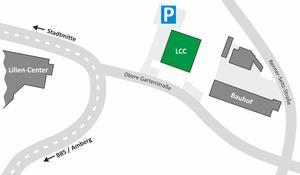 Außenstelle - LCC in Sulzbach-Rosenberg