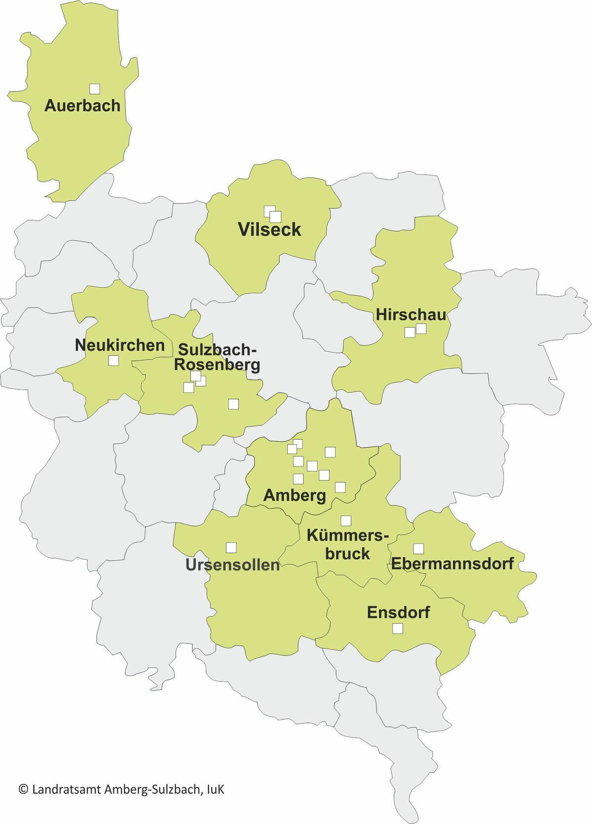 Ambulante Pflegedienste im Amberg-Sulzbacher Land