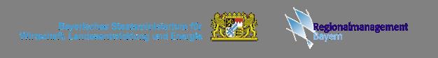Regionalmanagement Bayern - gefördert durch