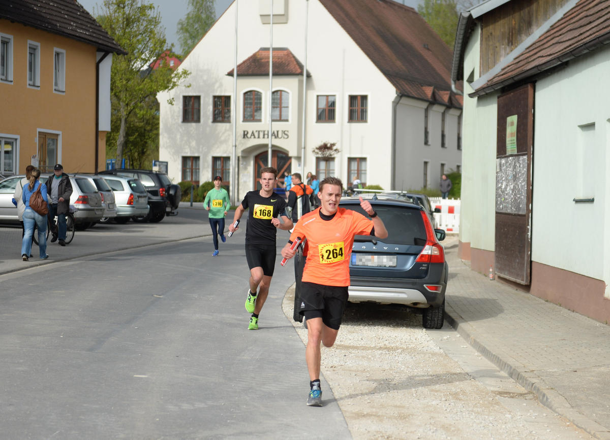 Landkreislauf Amberg 2021