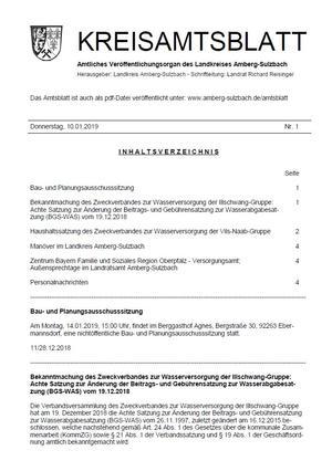 Kreisamtsblatt