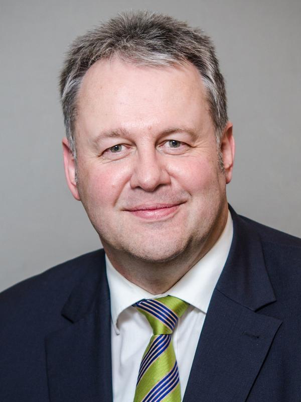 Landrat Richard Reisinger