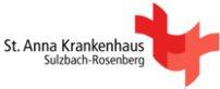 Logo | St. Anna Krankenhaus Sulzbach-Rosenberg
